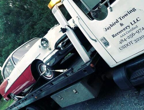 Towing Service in Pottstown
