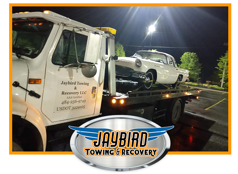 Towing in Pottstown Pennsylvania