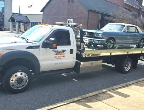 Towing in Pottstown PA